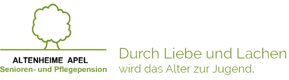 Logo - Altenheime Apel betreiben 5 Einrichtungen für Altenpflege & Seniorenbetreuung in Geesthacht, nähe Hamburg